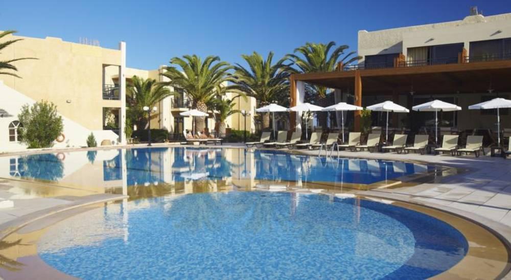 Holidays at Atlantis Beach Hotel in Rethymnon, Crete