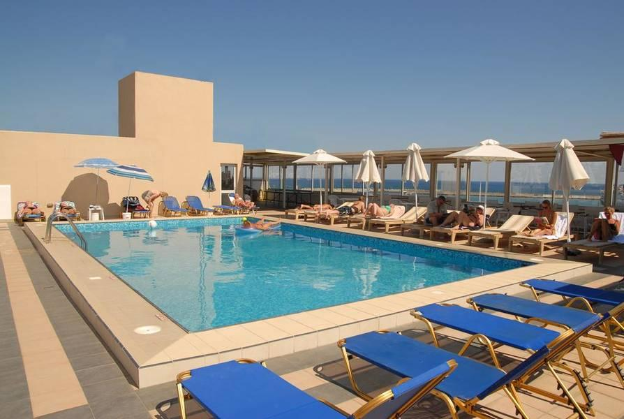 Holidays at Achillion Palace Hotel in Rethymnon, Crete