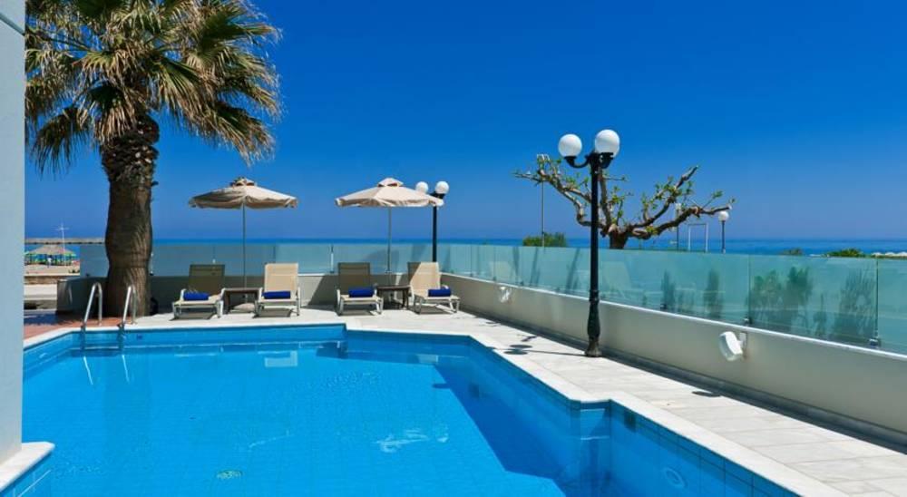 Holidays at Kriti Beach Hotel in Rethymnon, Crete