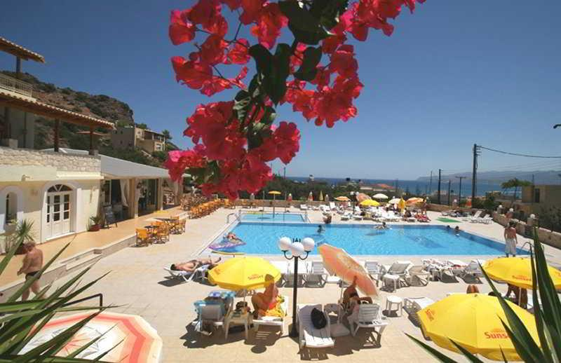 Holidays at Heliotrope Hotel in Stalis, Crete