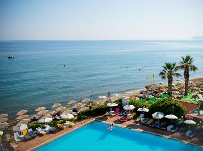 Holidays at Zephyros Beach Boutique Hotel in Stalis, Crete