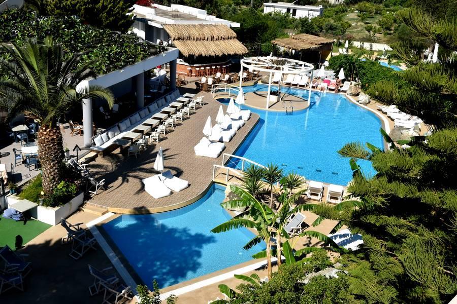 Holidays at Palm Beach Kos Hotel in Kos Town, Kos