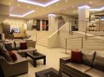 Reception and Lobby Area at Agela Hotel