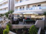 Outdoor Terrace with Pool Table at Agela Hotel