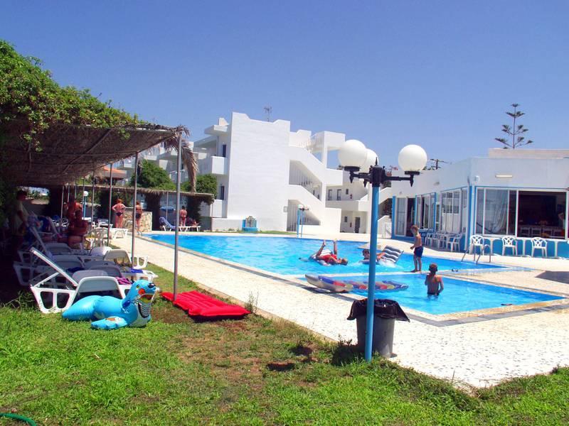 Holidays at Blue Jay Beach Hotel in Marmari, Kos