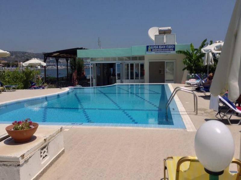 Holidays at Elpida Studios in Faliraki, Rhodes