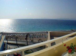 Holidays at Nafsika Hotel in Rhodes Town, Rhodes