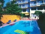 Holidays at Smartline Aquamare Hotel in Rhodes Town, Rhodes