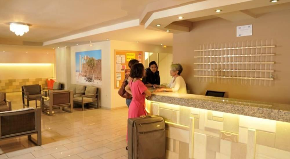 Holidays at Carina Hotel in Rhodes Town, Rhodes