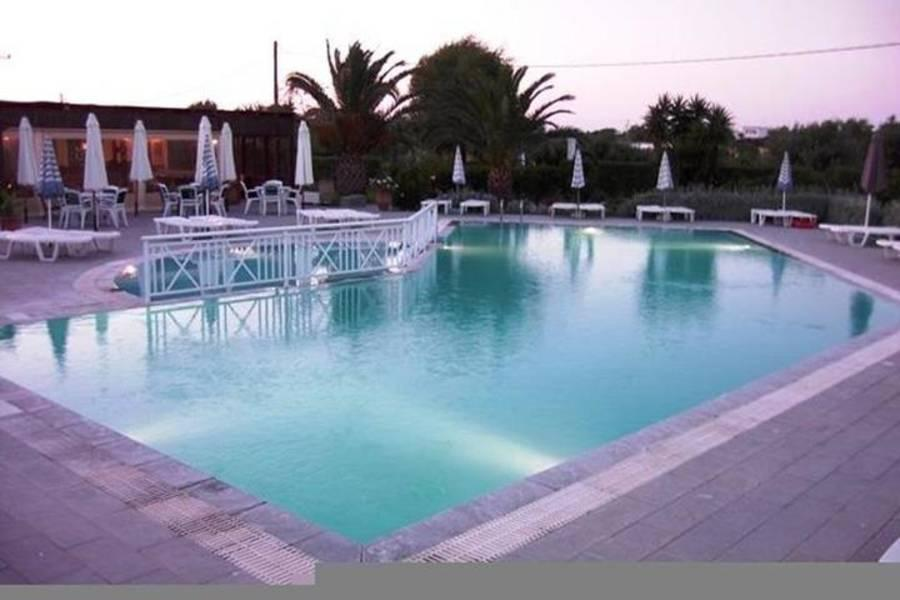 Holidays at Alkmini Aparthotel in Tholos, Rhodes