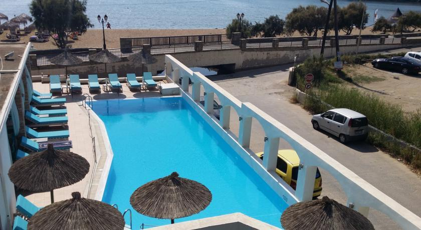 Holidays at Chryssi Akti & Paradise Beach Hotel in Argassi, Zante