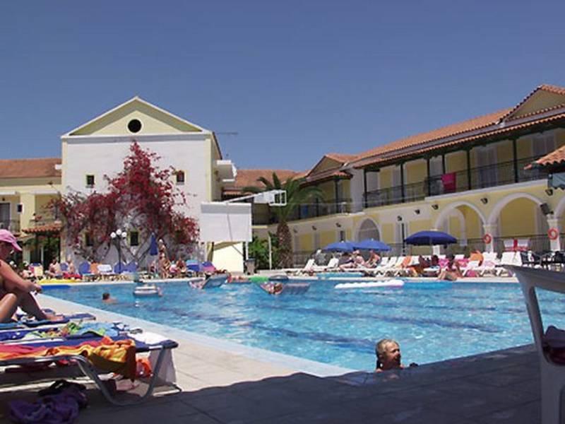 Holidays at Perkes Hotel in Laganas, Zante