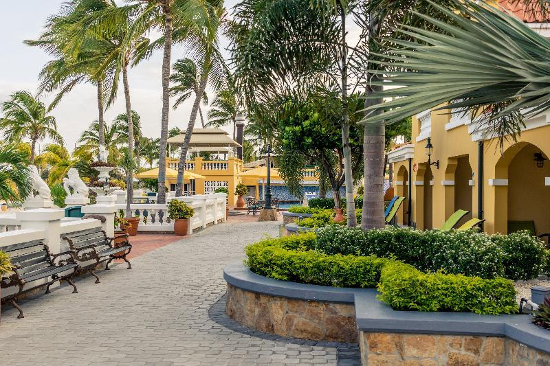 Holidays at Amsterdam Manor Beach Resort Hotel in Aruba, Aruba