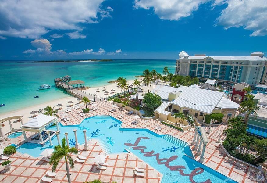 Holidays at Sandals Royal Bahamian Spa Resort Hotel in Nassau, Bahamas