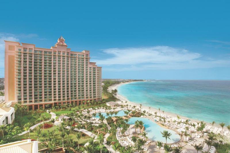 Holidays at Reef At Atlantis Hotel in Paradise Island, Nassau