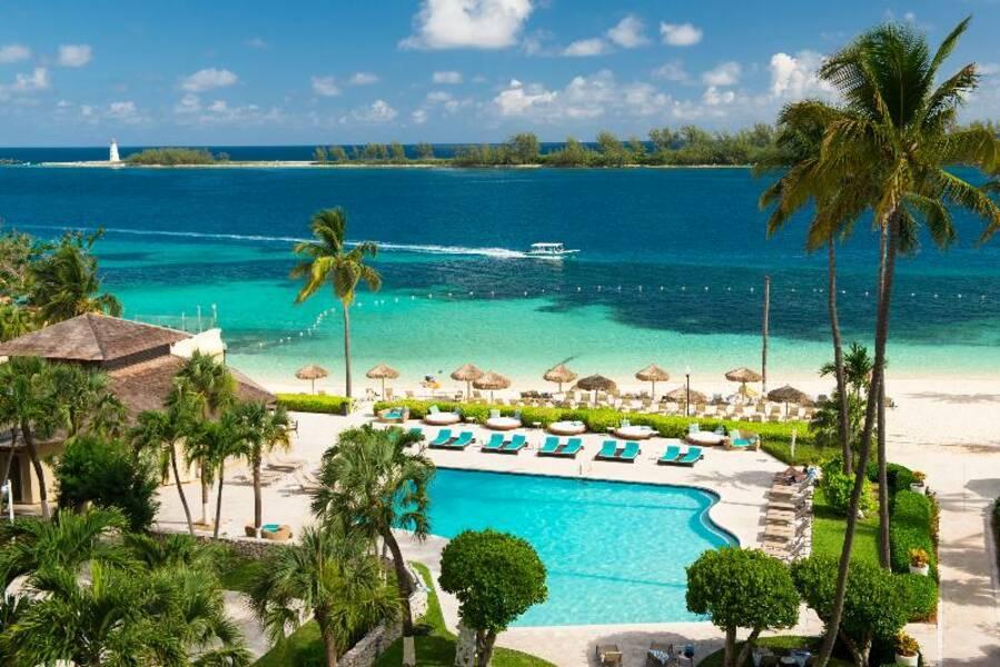 Holidays at British Colonial Hilton Hotel in Nassau, Bahamas