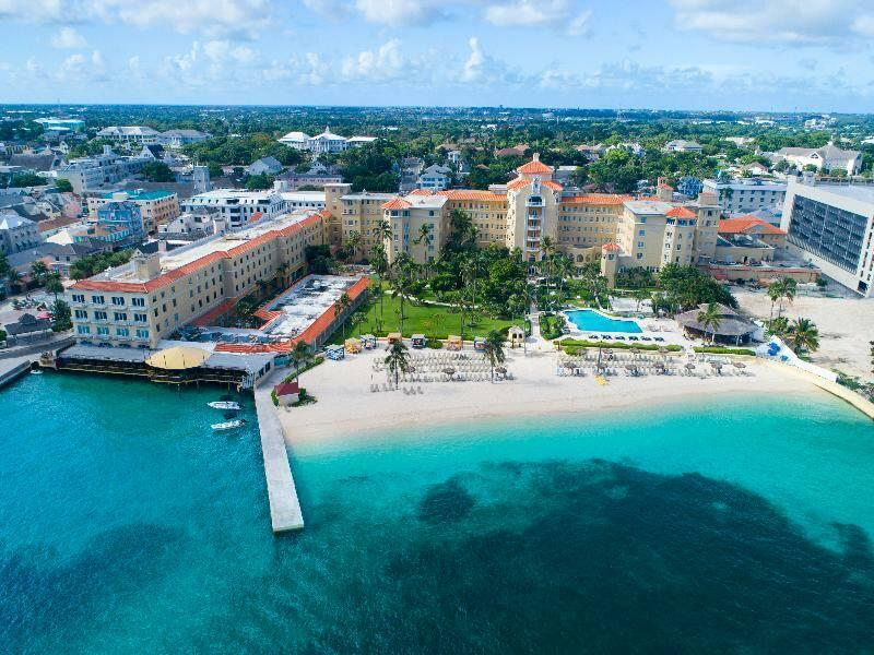 Holidays at British Colonial Hilton Hotel in Nassau, Bahamas