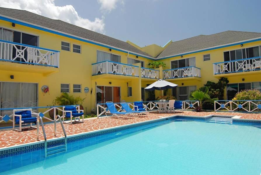 Holidays at Anchorage Inn Hotel in Antigua, Antigua