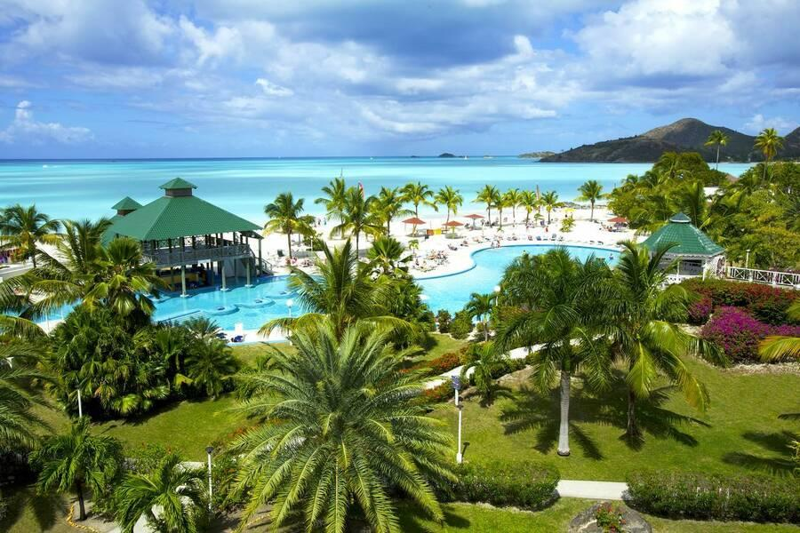Jolly Beach Resort Antigua Map%0A Holidays at Jolly Beach Resort Hotel in Antigua  Antigua