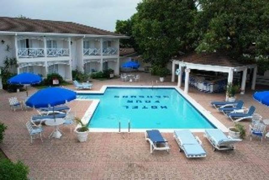 Holidays at Four Seasons Hotel in Kingston, Jamaica