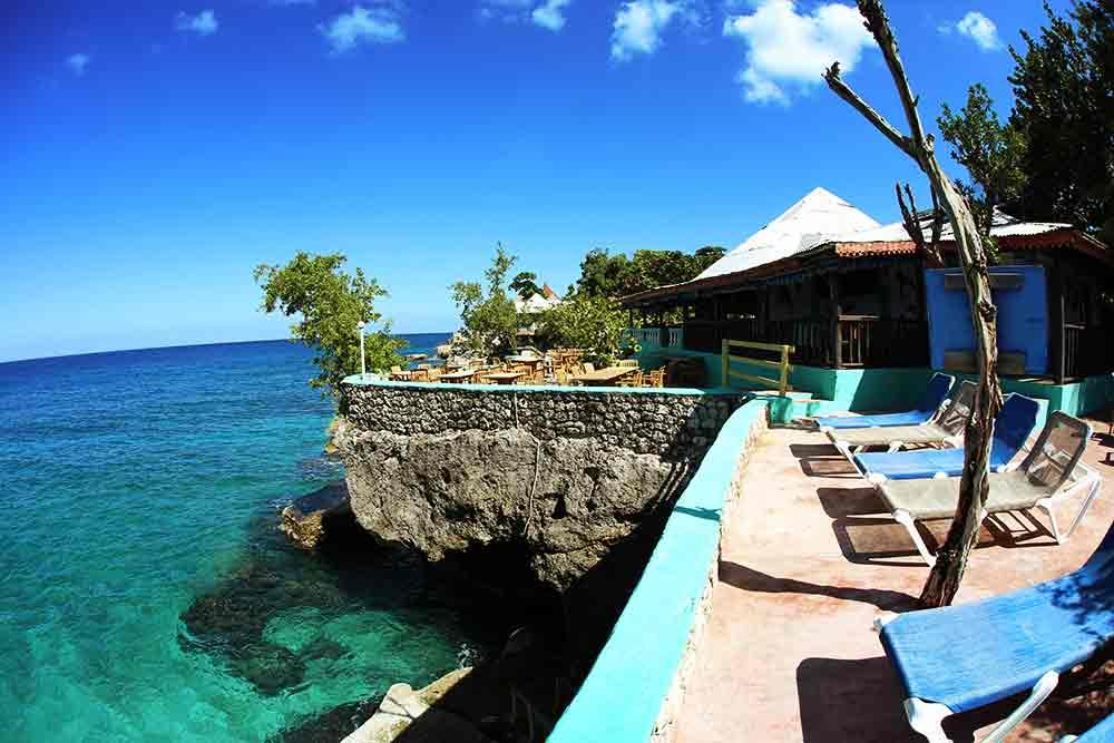 Holidays at Xtabi On The Cliffs Hotel in Negril, Jamaica