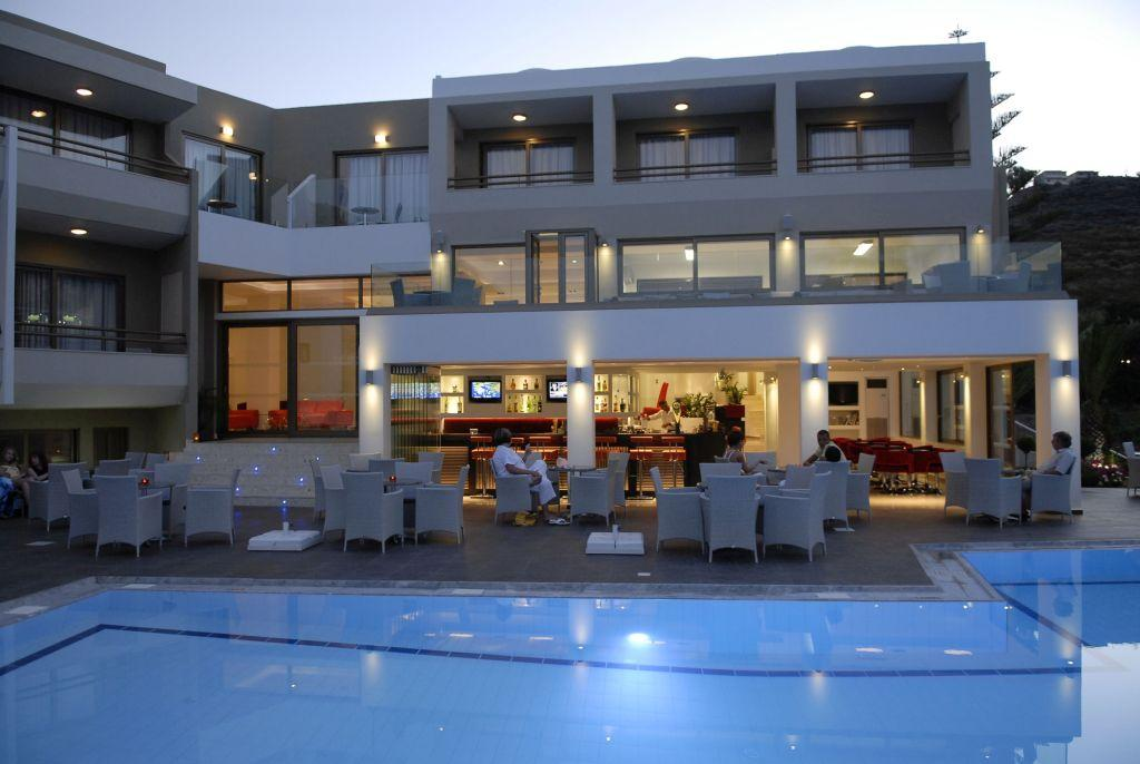 Bali Star Hotel Bali Crete Greece Book Bali Star Hotel