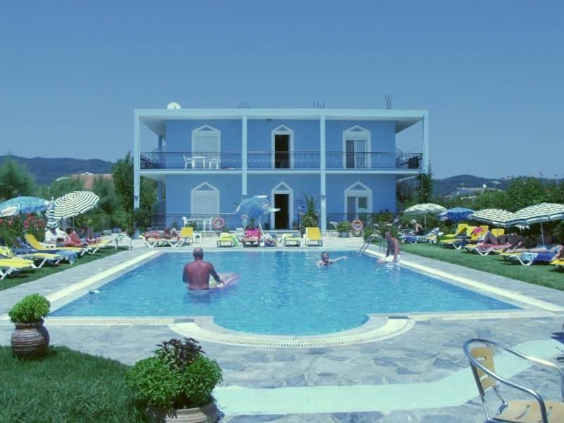 Holidays at Blue Diamond Studios in St George South, Corfu