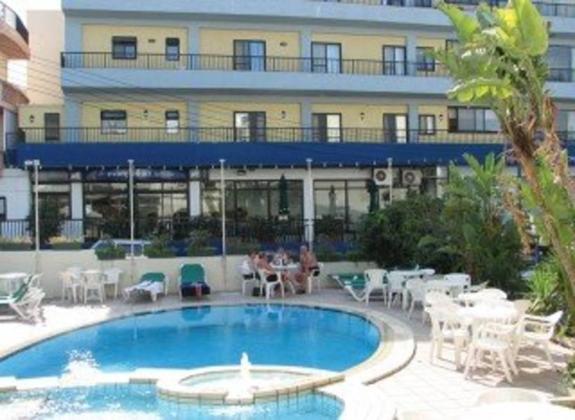 Holidays at Sea View Hotel in Qawra, Malta
