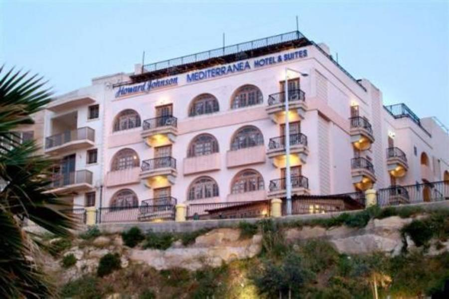 Holidays at Mediterranea Hotel and Suites in St Paul's Bay, Malta