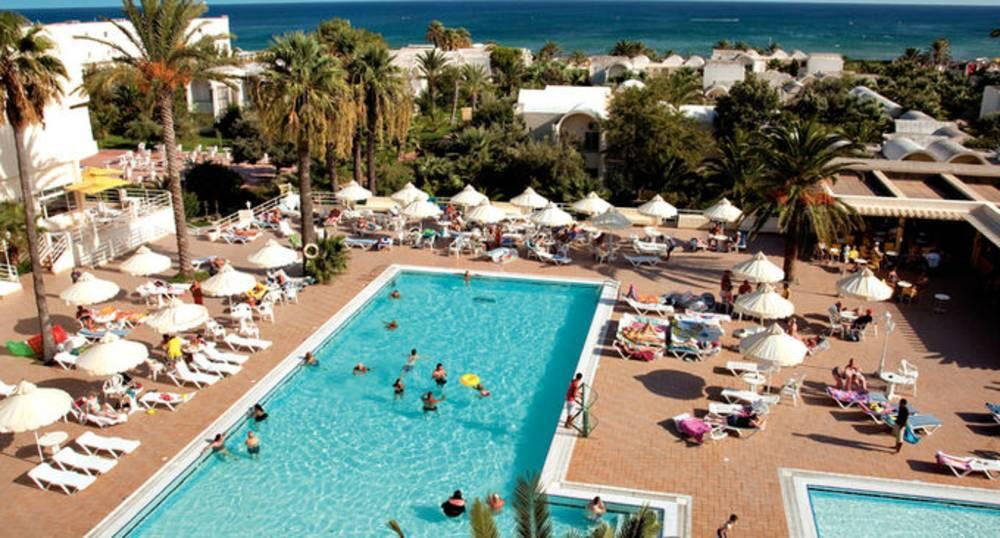 Holidays at Dar Khayam Hotel in Hammamet, Tunisia