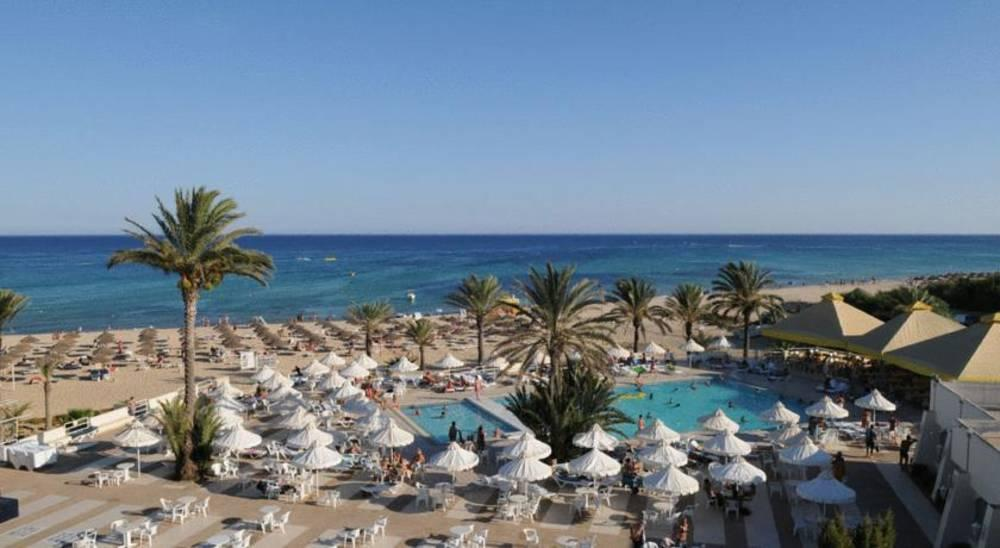 Holidays at Omar Khayam Hotel Club in Hammamet, Tunisia
