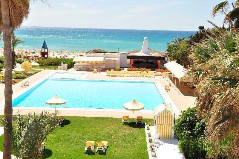 Holidays at Club El Fell Hotel in Hammamet, Tunisia