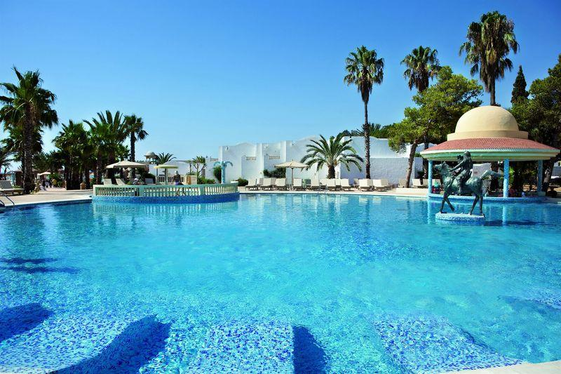 Holidays at Palace Hammamet Marhaba Hotel in Hammamet, Tunisia