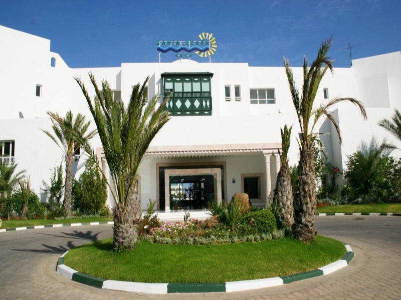 Holidays at Daphne Bahia Beach Hotel in Hammamet Yasmine, Tunisia