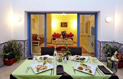 Residence Diar Le Medina, Hammamet Yasmine, Tunisia. Book ...