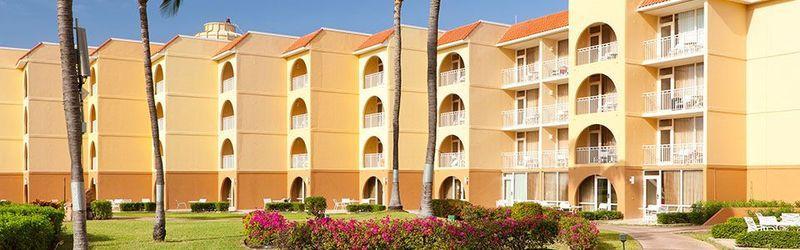 Holidays at La Cabana Beach Resort and Casino in Aruba, Aruba
