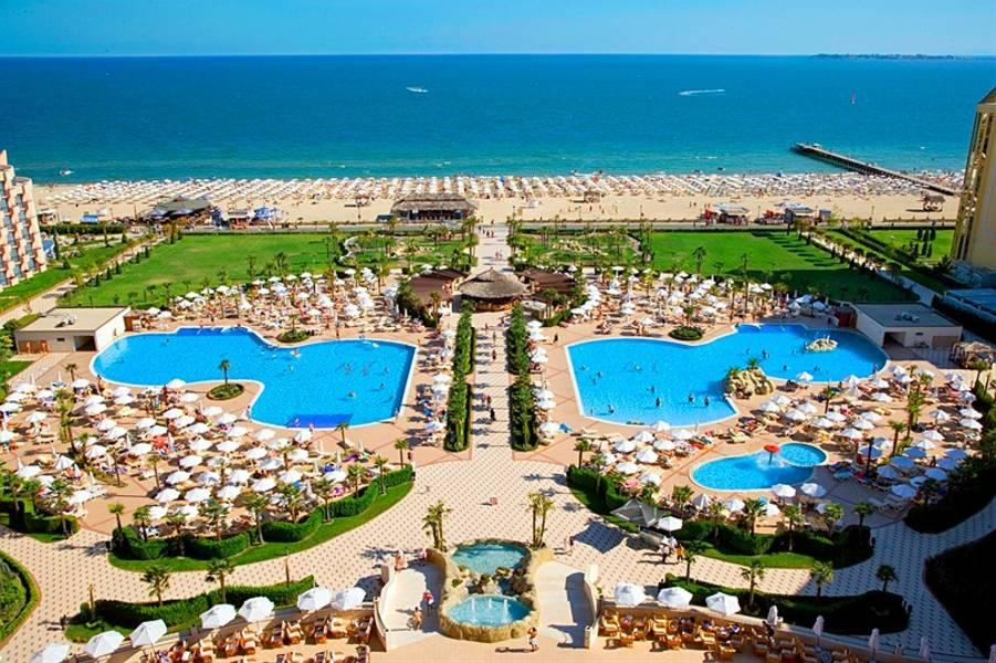 Holidays at Majestic Hotel in Sunny Beach, Bulgaria
