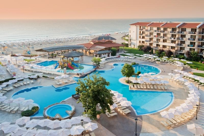 Holidays at Clubhotel Miramar in Obzor, Bulgaria