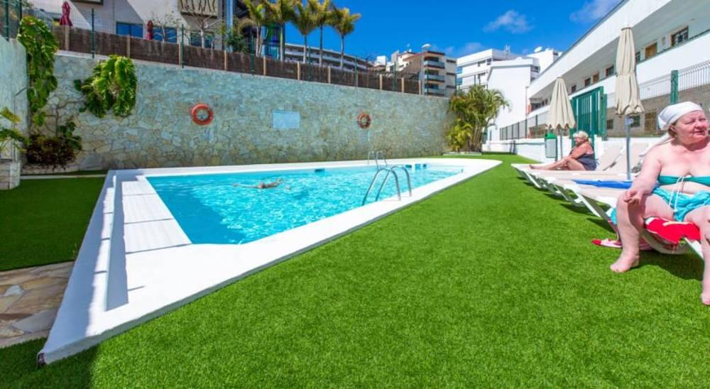 Holidays at Tagoror Apartments in Playa del Ingles, Gran Canaria