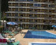 Los Tilos Apartments