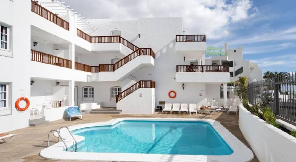 Holidays at Vista Mar Apartments in Puerto del Carmen, Lanzarote