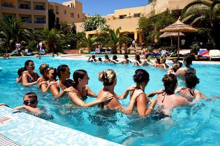Holidays at El Olf Hotel in Hammamet Yasmine, Tunisia