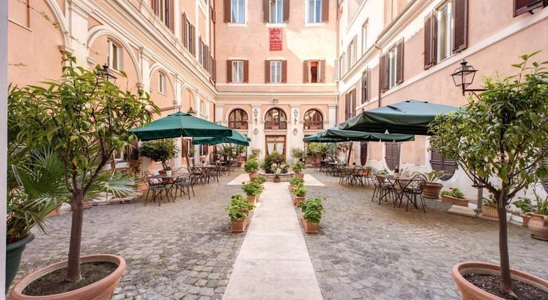 Holidays at Antico Palazzo Rospigliosi Hotel in Rome, Italy