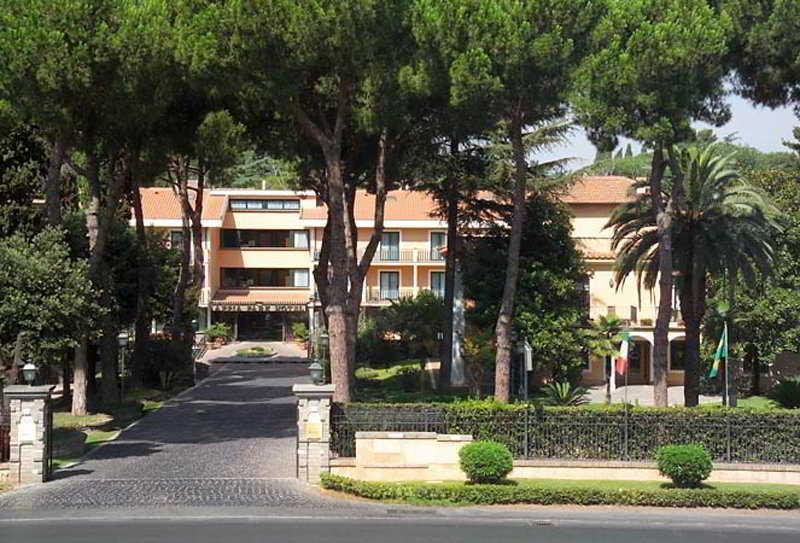 Holidays at Appia Park Hotel in Rome, Italy