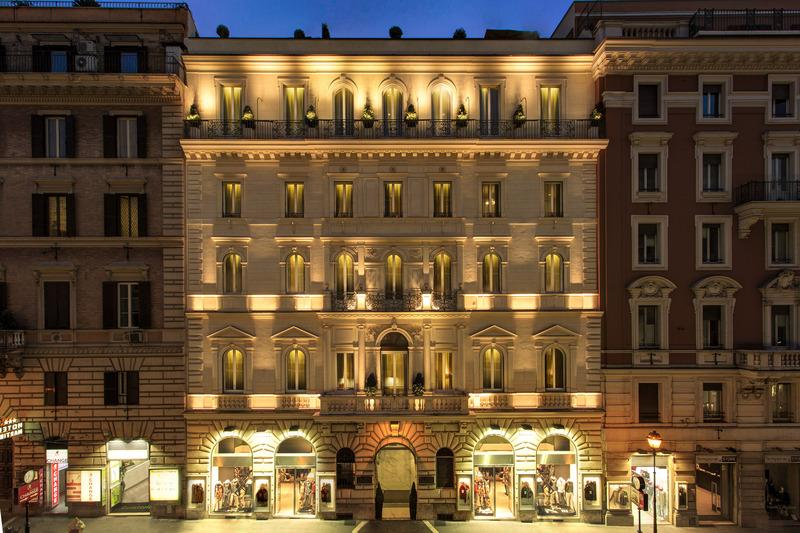 Holidays at Artemide Hotel in Rome, Italy
