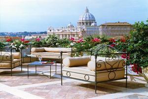 Holidays at Atlante Garden Hotel in Rome, Italy