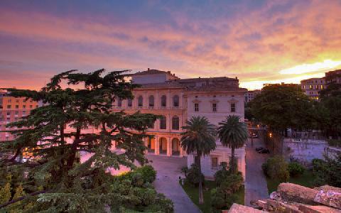 Holidays at Barberini Hotel in Rome, Italy