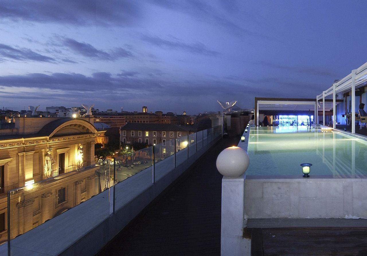 Holidays at Boscolo Exedra Hotel in Rome, Italy
