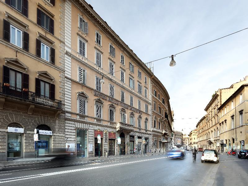 Holidays at Exe Hotel Della Torre Argentina in Rome, Italy