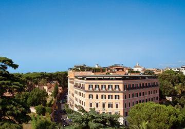 Eden Rome Hotel